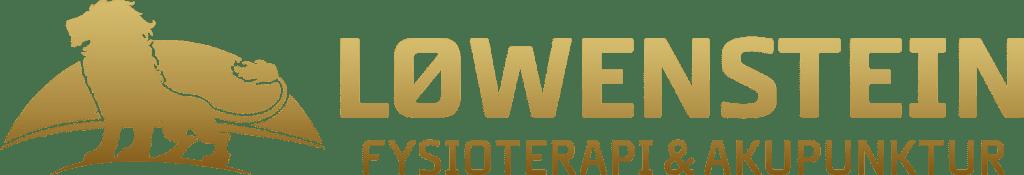Løwenstein guld logo