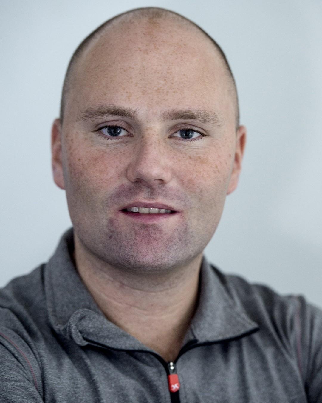 Fysioterapeut Peter Løwenstein